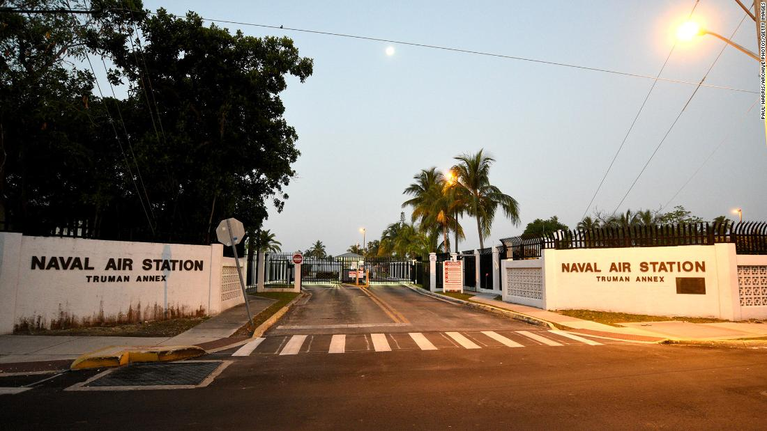 Three Chinese nationals sentenced to prison for taking photos at Florida naval base