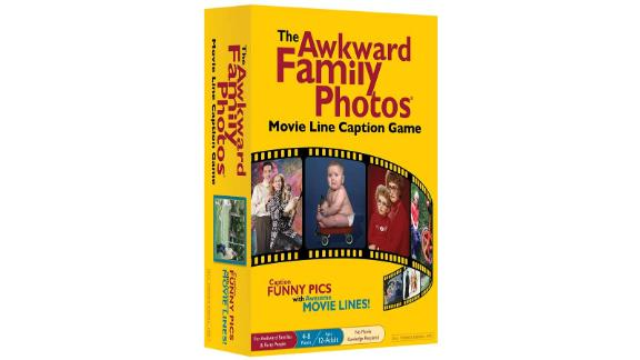 The Awkward Family Photos Movie Line Caption Game