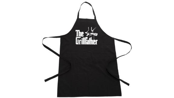 """The Grillfather"" Apron"