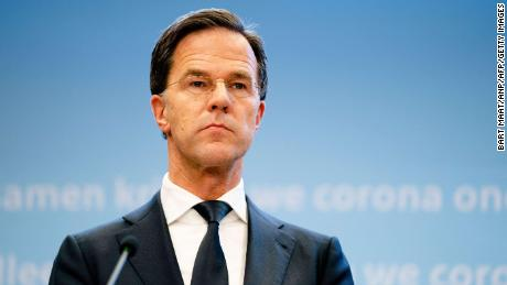 Dutch Prime Minister Mark Rutte said the government should not impose a ban on the blackface character of Black Pete.