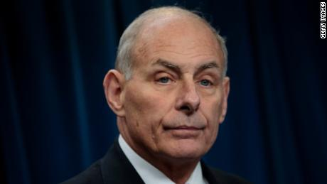 Axios: Trump offered FBI director job to John Kelly if he pledged loyalty