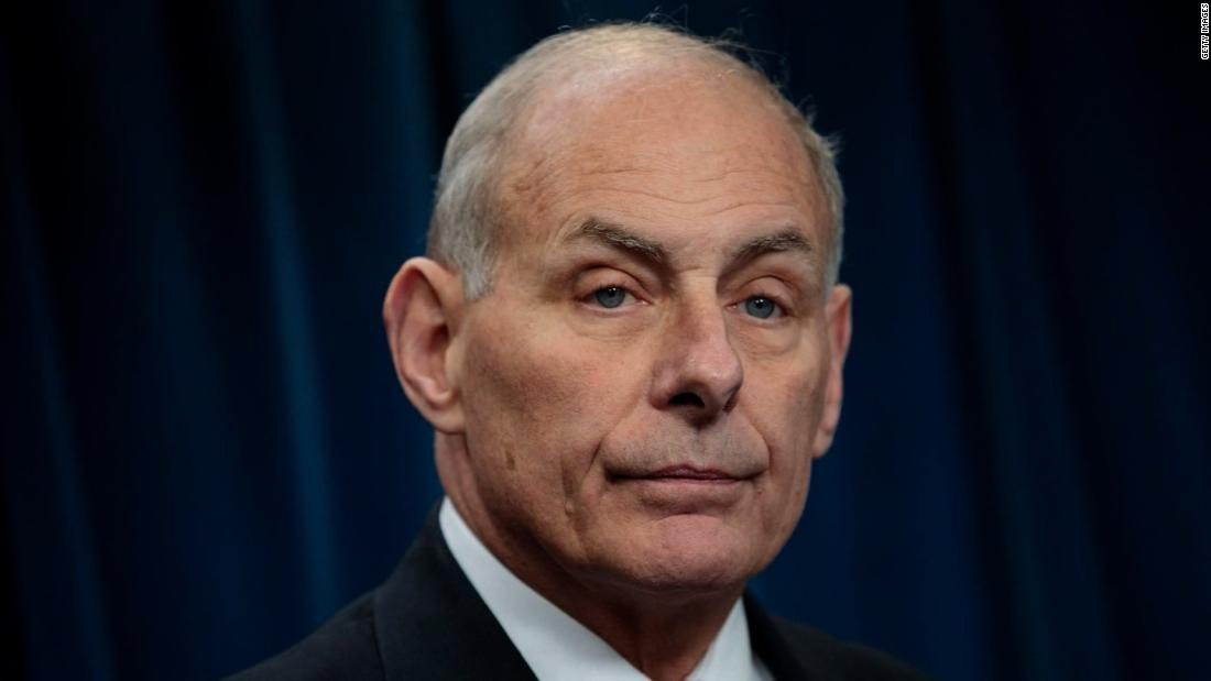 READ: John Kelly statement on Trump not helping with the transition to a Biden administration – CNN