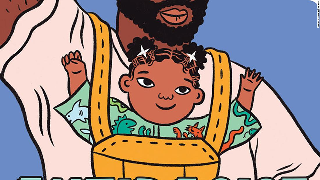 """AntiRacist Baby"" is a children's book by 2019 Guggeneim Fellow Ibram X. Kendi, also author of the current bestseller for adults, ""How to Be an Antiracist."""