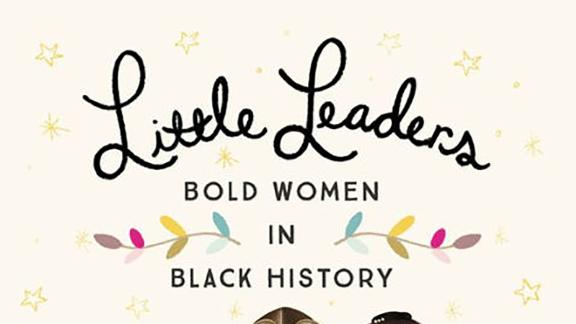 """Vashti Harrison introduces her little readers to """"Little Leaders: Bold Women in History,"""" black women who made history."""