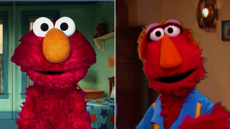 elmo/louie split cnn town hall