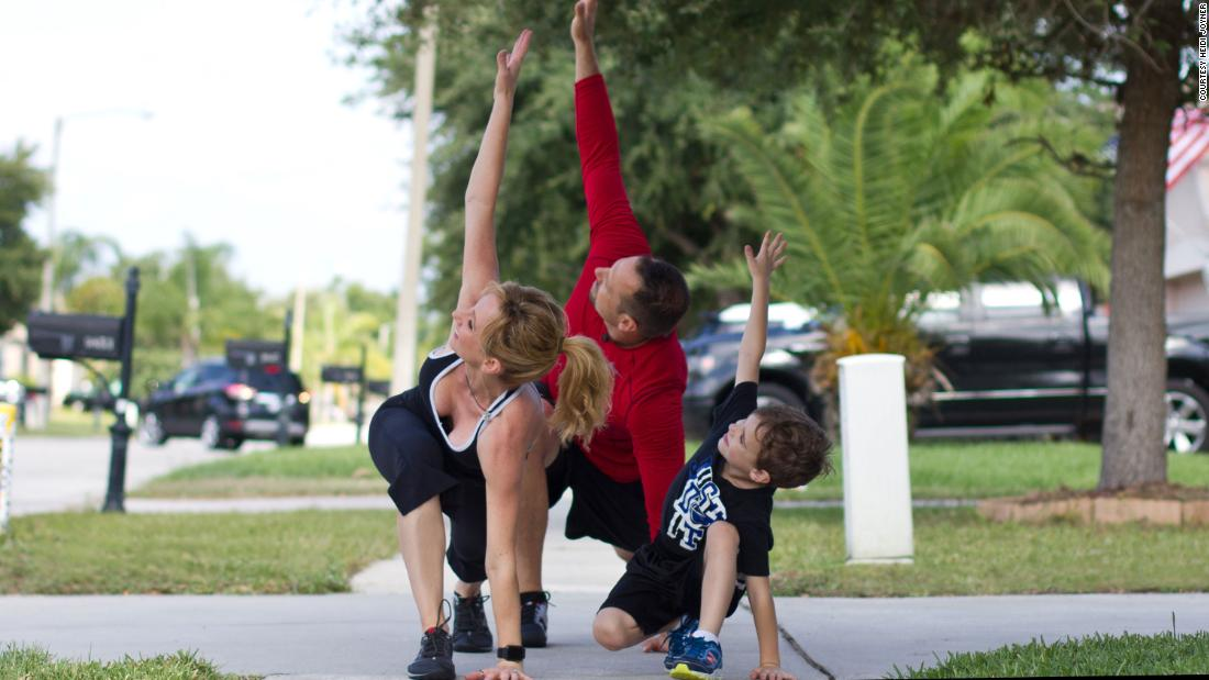 <strong>Make family fitness a priority:</strong> Setting aside time for family fitness is an effective way to strengthen your family in more than one way.