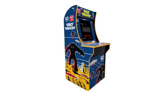Arcade 1 Up Space Invaders Arcade Machine