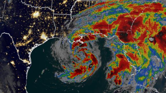 Image for Kevin's Weather: THE HURRICANE'S HUM