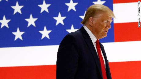 History says Trump's low approval rating is unlikely to move