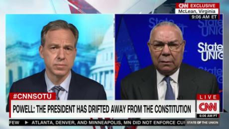 Colin Powell on President Trump: 'He lies all the time' - CNN Video