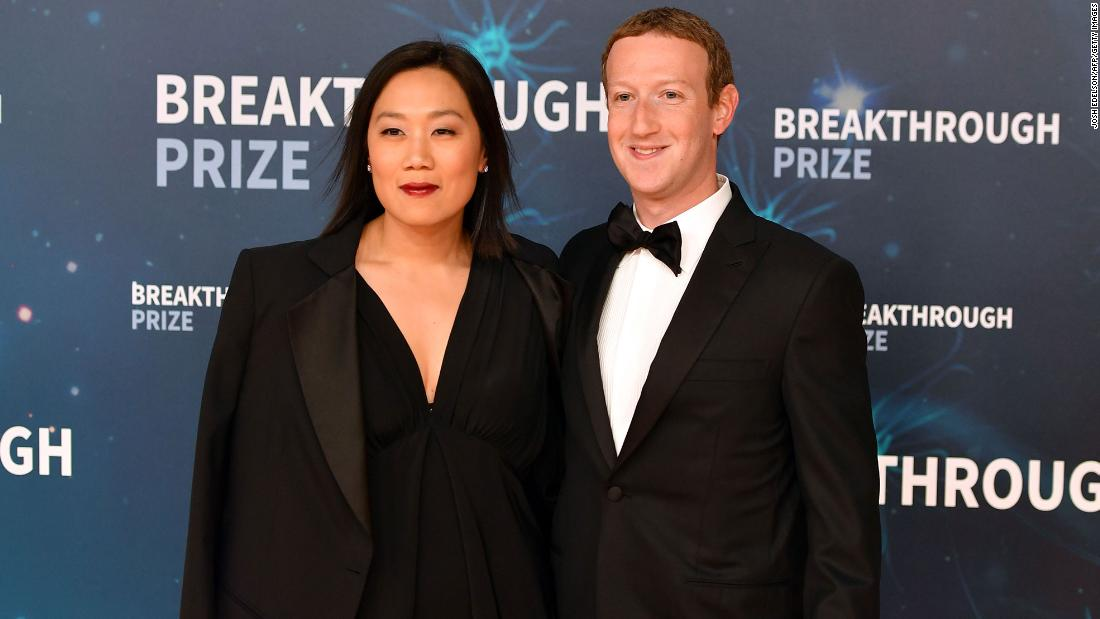 Scientists backed by Zuckerberg's foundation urge him to change stance on Trump posts