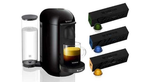 Nespresso VertuoPlus Coffee and Espresso Maker