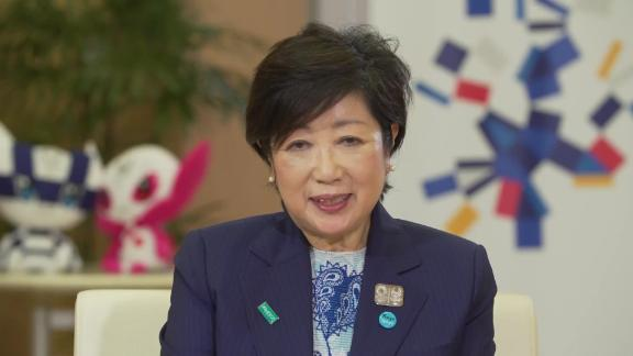 Image for 'Uncertainties' surround next year's Olympics, says Tokyo governor Yuriko Koike