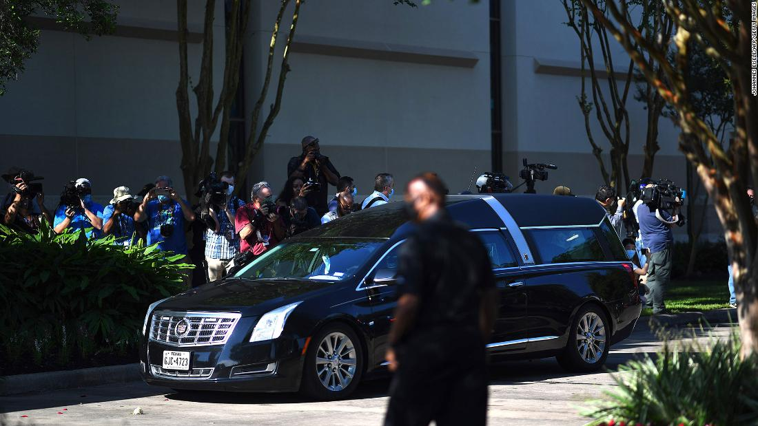Photo of George Floyd's funeral will be live-streamed from Houston on Tuesday | Amir Vera, CNN