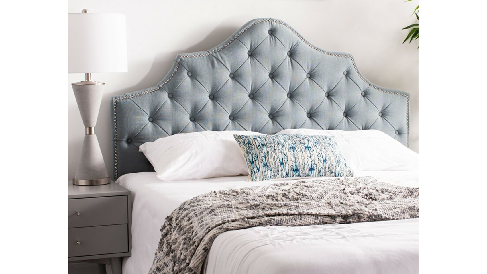 Best Headboards Gorgeous Picks From Wayfair Urban Outfitters And More Cnn Underscored