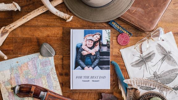 StoryWorth captures precious memories over the course of one year, culminating in a gorgeous book.