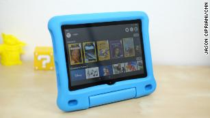 Amazon S Fire Hd 8 Kids Edition Removes The Stress Of Giving Your
