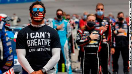 For black NASCAR fans, the Confederate flag ban is welcome but long overdue