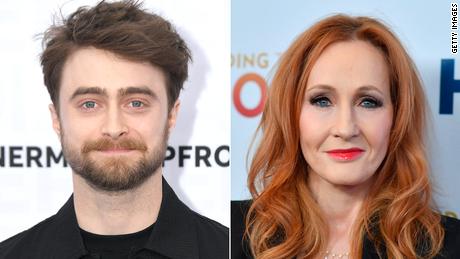 Daniel Radcliffe responde a J.K. Los tweets de Rowling sobre identidad de género