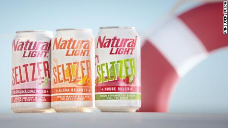 Natural Light is launching a new mixed flavor package.