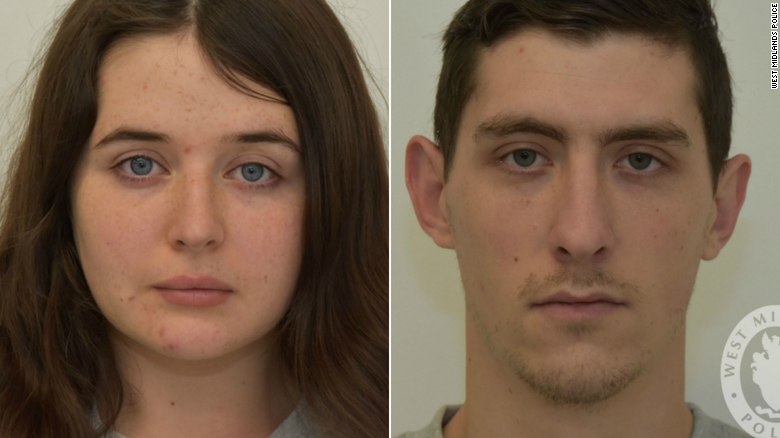 Alice Cutter and her partner Mark Jones were jailed for being members of the banned extreme right-wing neo-Nazi group National Action.