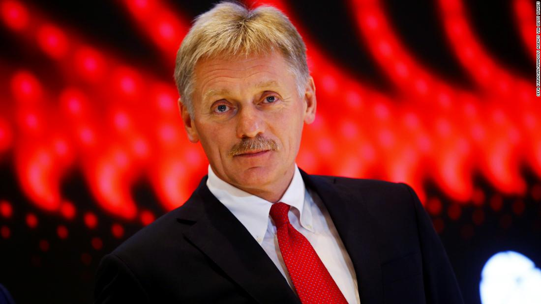 Il portavoce del Cremlino Dmitry Peskov difende la risposta della Russia al coronavirus