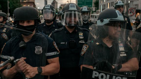 The NYPD has seen a surge of uniformed members filing to retire, an official said.