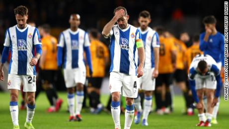 Bottom-placed Espanyol are facing relegation from La Liga for the first time since 1993.