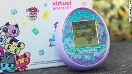 The Tamagotchi virtual pet from the 90s is back