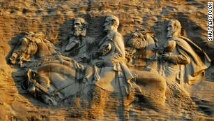 Stone Mountain and other monuments to the Confederacy should be wiped clean