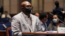& # 39; Stop the pain & # 39;: George Floyd's brother urges lawmakers to review police law