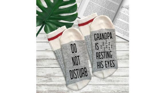 """""""Do Not Disturb"""" Socks"""