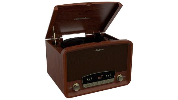 Electrohome Kingston Bluetooth Record Player