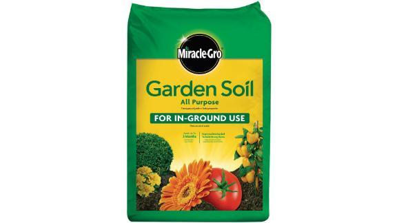 Miracle-Gro Garden Soil All Purpose