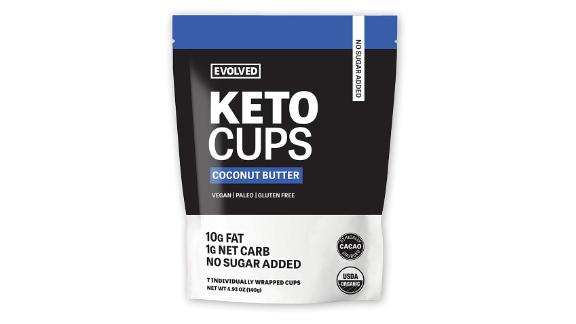 Evolved Coconut Butter Keto Cups