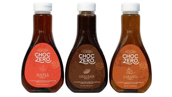 ChocZero Syrup Variety Pack