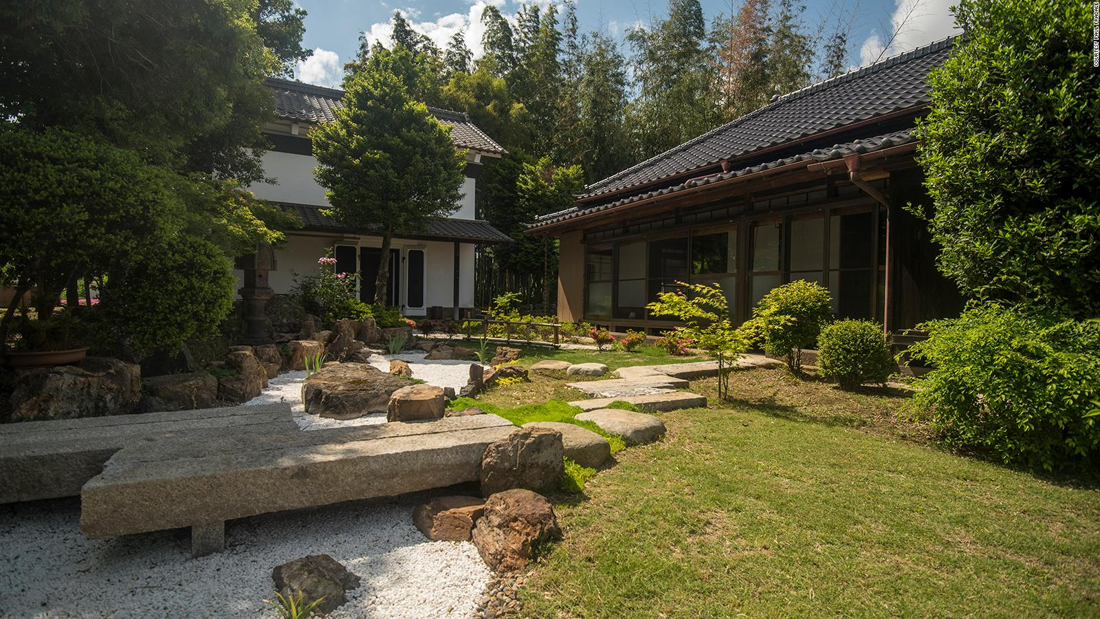 Expats Buy Their Dream House In Japan S Countryside Cnn Travel