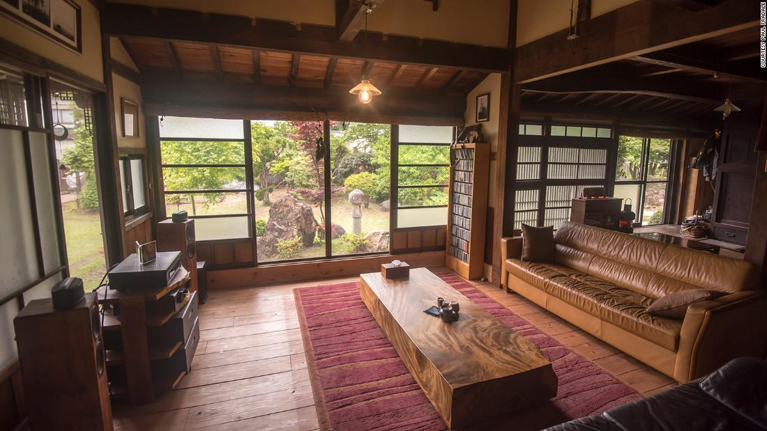Expats buy Japanese country house for a song and get way more than they bargained for