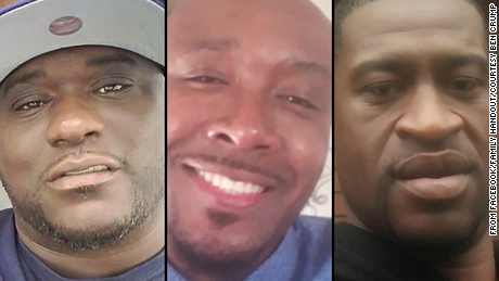 3 recordings. 3 cries of 'I can't breathe.' 3 black men dead after interactions with police