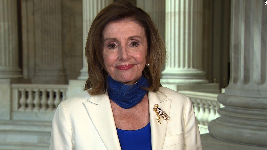 Pelosi's masks start another fashion trend