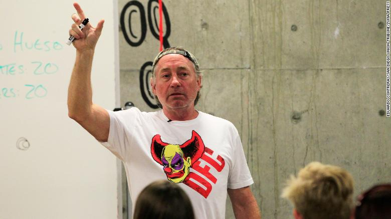 CrossFit Founder Greg Glassman is selling the company after weeks ...