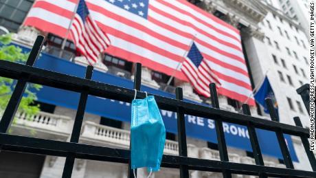 La fiesta de Wall Street ha terminado. Los temores del coronavirus están de vuelta