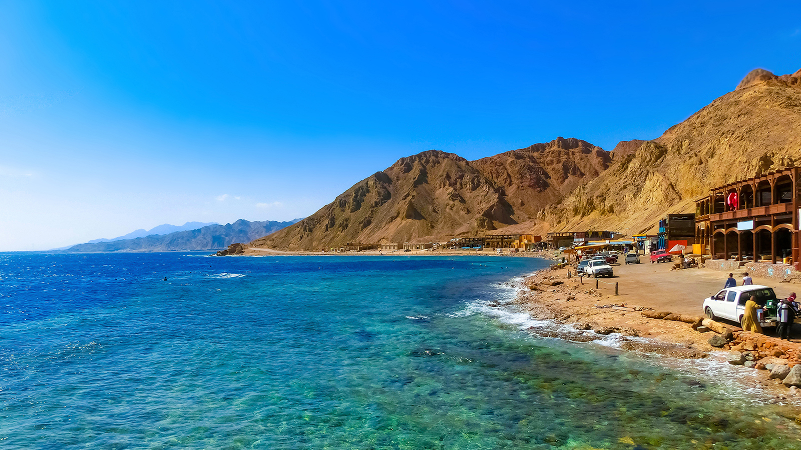 Why Egypt S Dahab Is The Perfect Red Sea Resort Town Cnn Travel