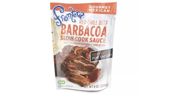 Frontera Red Chile Barbacoa Seasoning Sauce
