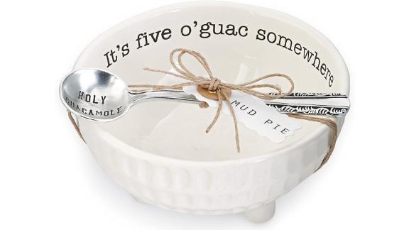 Mud Pie Circa Guacamole Serving Dish Set