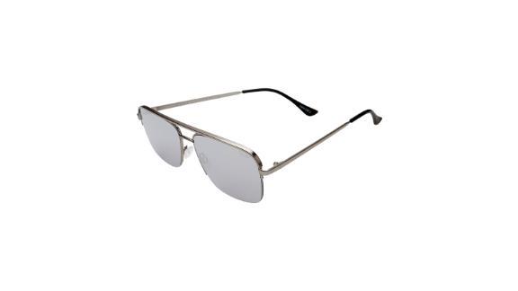 Poster Boy 47mm Semi Rimless Navigator Sunglasses