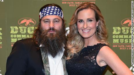 'Duck Dynasty' star unrecognizable after haircut