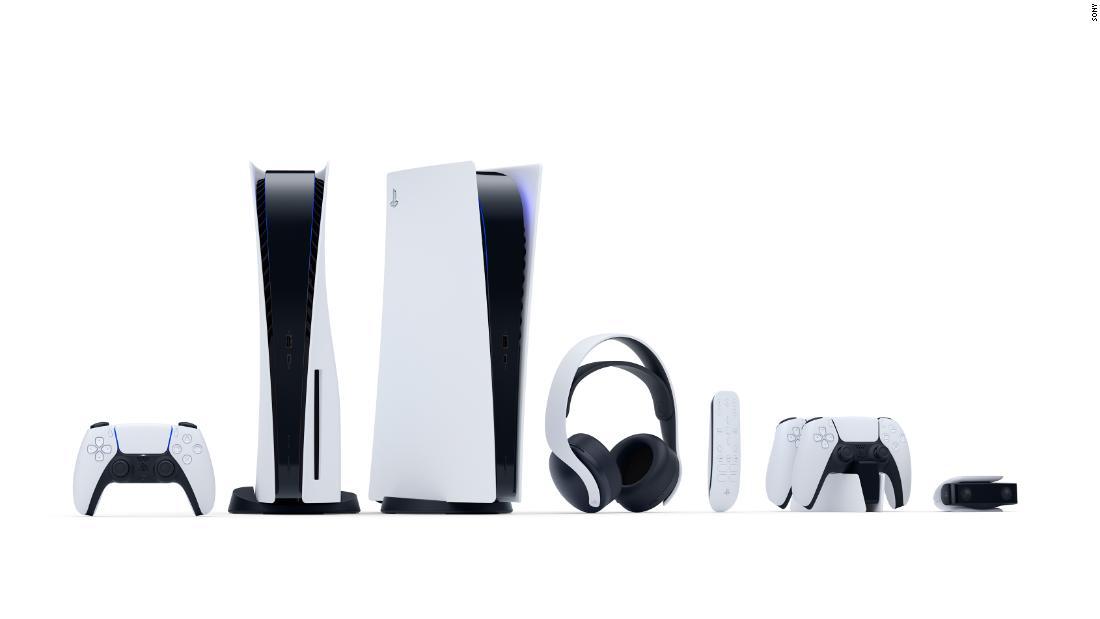PlayStation 5 arrives November 12 for $499.99