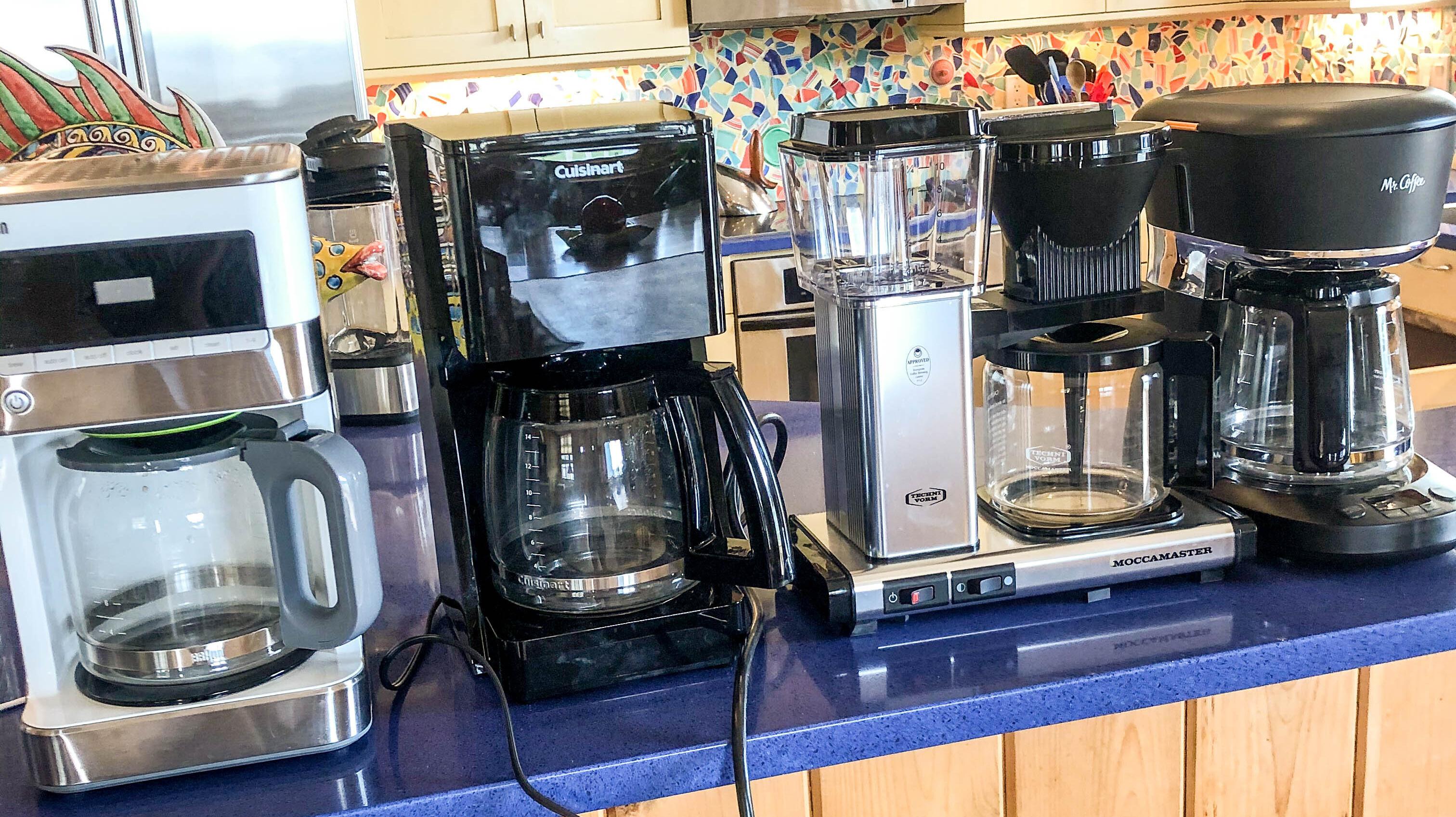 Best Drip Coffee Maker 2021 Cnn Underscored