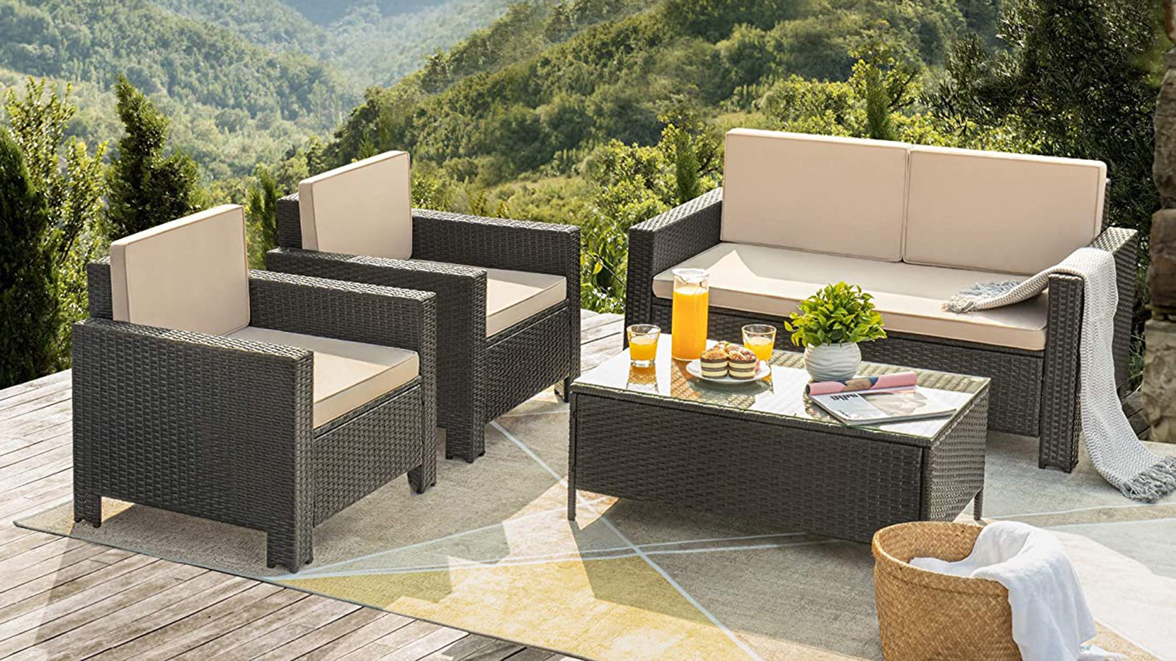 Best Outdoor Dining Sets Top Picks From Amazon Wayfair Target And More Cnn Underscored